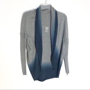 CALIA by Carrie Underwood Ombré Cardigan Small